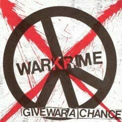 Warkrime - give war a chance