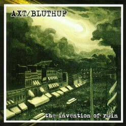 Axt : Bluthuf – The Invention Of Ruin (split ep)