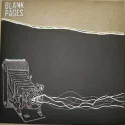 Blank Pages – Self Titled