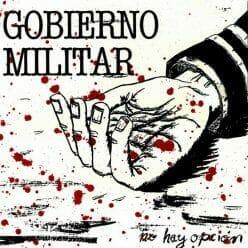 Gobierno Militar – No Hay Opción