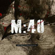 M-40 – Historiens Svarta Vingslag