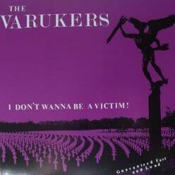 varukers i don't wanna be a victim