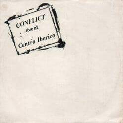 Conflict - Live At Centro Iberico