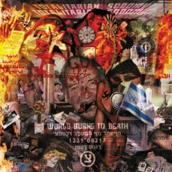 World Burns To Death – Totalitarian Sodomy