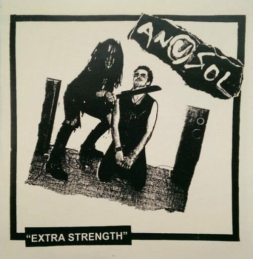 Anusol - extra strength