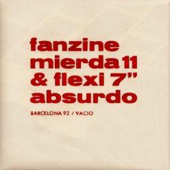 Absurdo - Fanzine Mierda 11