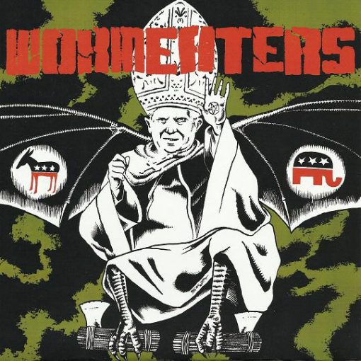Worm Eaters - Cattle Cannot Choose