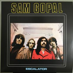 Sam Gopal - escolator