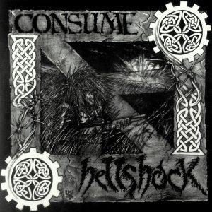 Hellshock Consume split ep